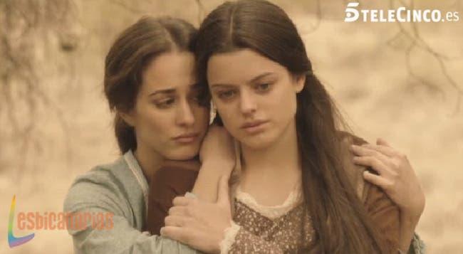 Isabel y Cristina Tierra de Lobos