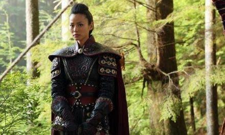 Jamie Chung: «Me encantaría volver a interpretar a Mulan»