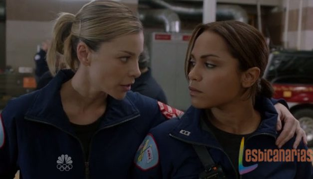 Leslie Shay resumen de episodio 2×10 Chicago Fire