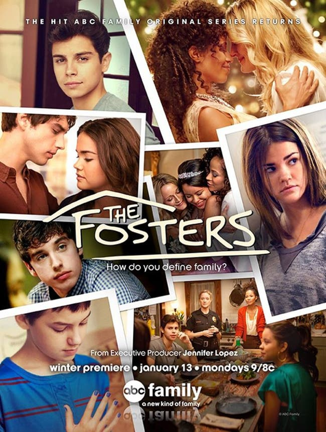 """The Fosters"" adelantos del regreso de temporada"
