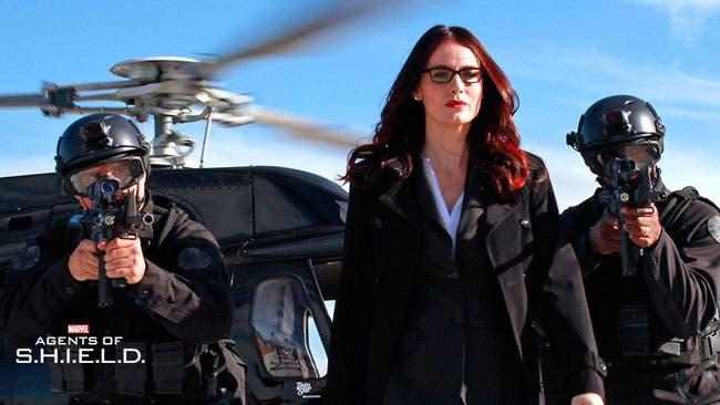 Victoria Hand  regresa a Agents Of S.H.I.E.L.D. esta semana