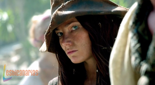 Max y Eleanor resumen de episodio 1×04 Black Sails