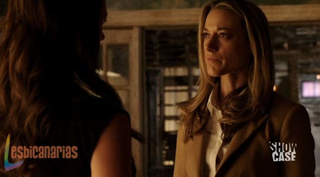 Bo y Lauren Lost Girl