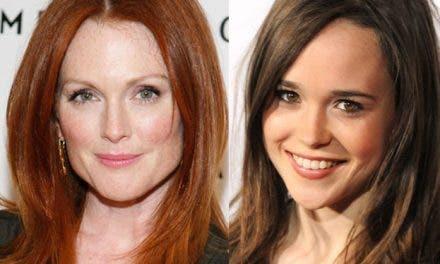 Julianne Moore será pareja de Ellen Page en Freeheld