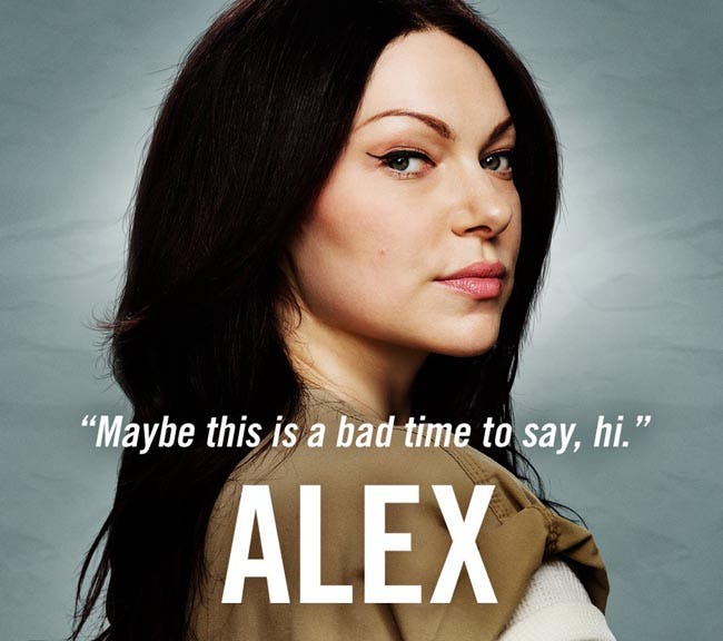 Laura Prepon estará en casi toda la segunda temporada de Orange Is The New Black