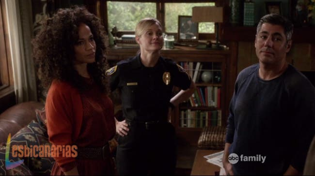 The Fosters: resumen de episodio 1×13 Lena y Stef