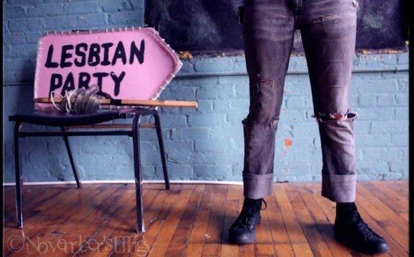 Yo Lesbicanaria: Circulando por el ambiente