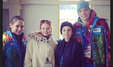 t.A.T.u. y los Juegos Olímpicos de Sochi