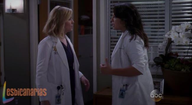Callie y Arizona