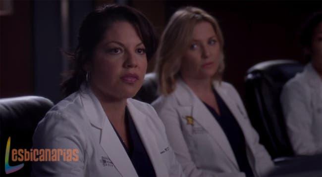 Callie y Arizona: resumen de episodio 10×17 Anatomía de Grey