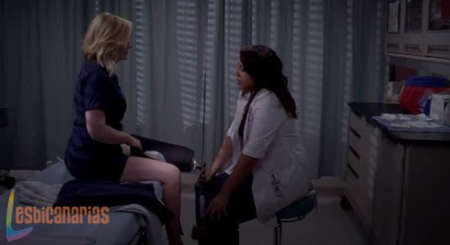 Callie y Arizona Calzona