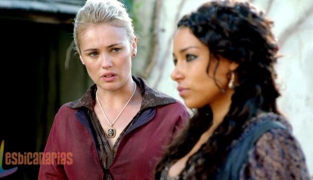 Max y Eleanor resumen de episodio 1×08 Black Sails