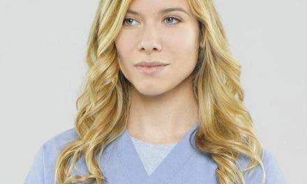 Tessa Ferrer dejará Anatomía De Grey