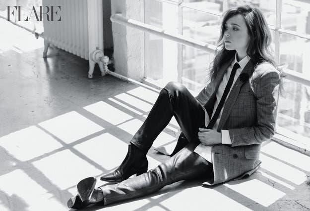 Ellen Page habla de su salida del armario con la revista Flare