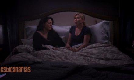 Callie y Arizona: resumen de episodio 10×23 Anatomía de Grey