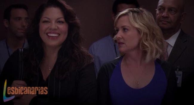 Callie y Arizona: resumen de episodio 10×22 Anatomía de Grey