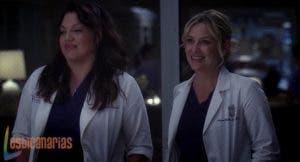 Callie y Arizona: resumen de episodio 10×24 Anatomía de Grey