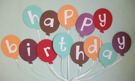 ¡Feliz Cumpleaños número 7  Lesbicanarias!