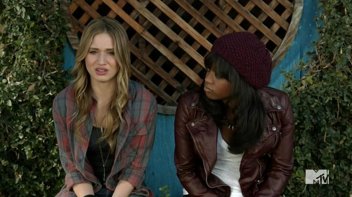 Faking it resumen de episodio 1×04 Amy y Karma