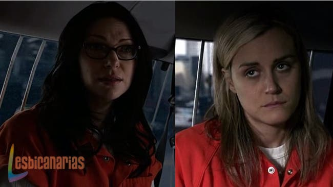 Piper y Alex Orange is the new black