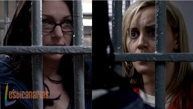 Orange is the new black alex y piper