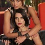 María José Illanes y Alejandra Fosalba