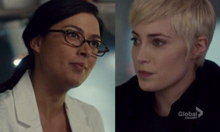 Gail y Holly resumen de episodio 5×07 Rookie Blue