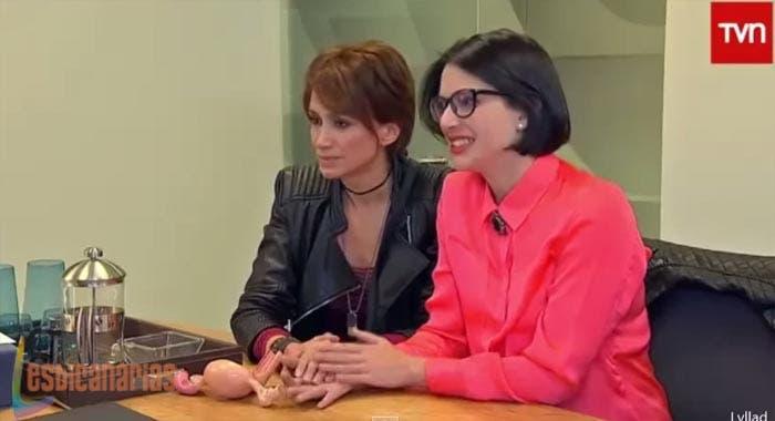 Carla y Daniela