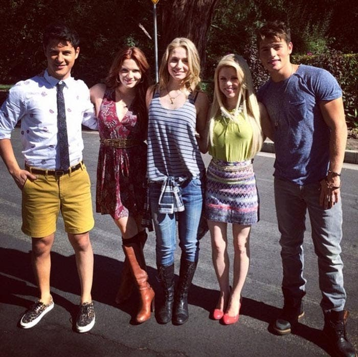 segunda temporada de Faking It