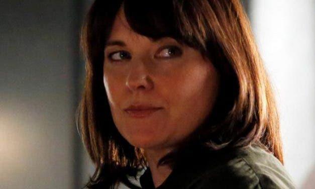 Así se ve Lucy Lawless en Marvel's Agents of S.H.I.E.L.D.