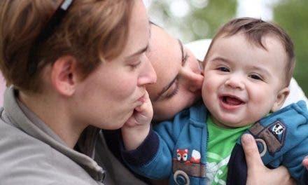 Así es el primer año de un bebé con dos mamás