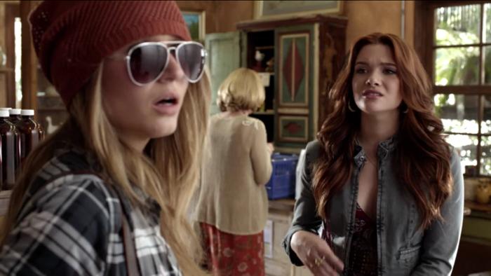 Cómo ver los 10 primeros minutos de la segunda temporada de Faking It