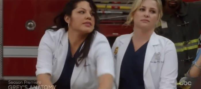 Callie y Arizona primer adelanto de la temporada 11