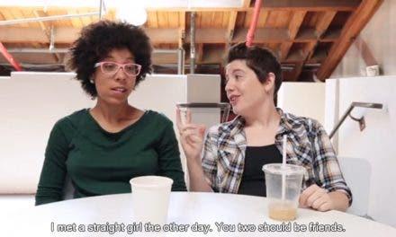 Si las lesbianas dijeran las mismas cosas que los heterosexuales