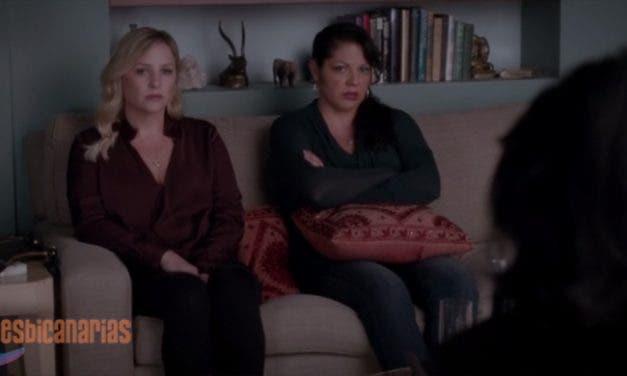 Callie y Arizona: resumen de episodio 11×05 Anatomía de Grey