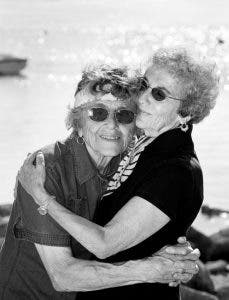 10 fotografías de parejas lésbicas que tienen más de 10 años juntas