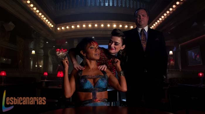 Fish Mooney en Gotham