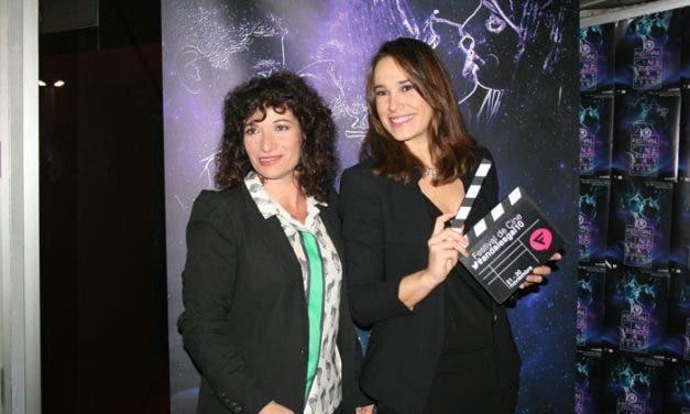 Celia Freijeiro y Sonia Sebastian en el Andalesgai 2014