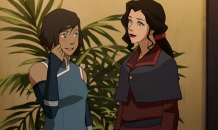 Korra y Asami son canon en el final de La Leyenda de Korra – Korrasami
