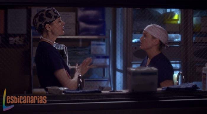 Callie y Arizona: resumen de episodio 11×09 Anatomía de Grey ...