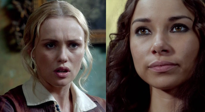 Max y Eleanor resumen de episodio 2×01 Black Sails