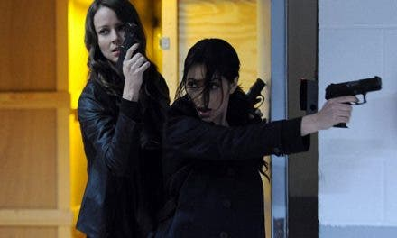 Root y Shaw ya son canon en Person of Interest