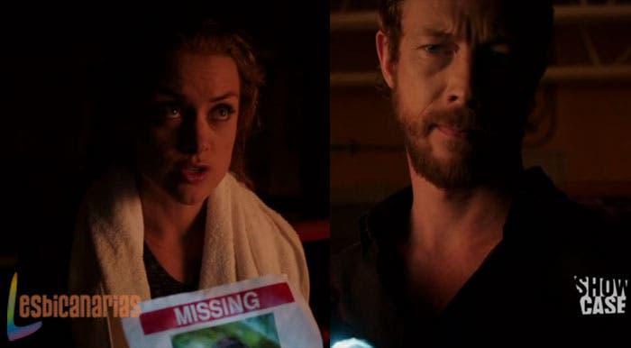 Tamsin y Dyson Lost Girl