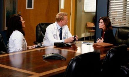 Este adelanto de Anatomía de Grey nos muestra ¿a la nueva pareja de Callie?