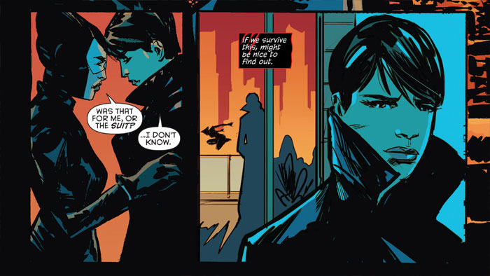 Catwoman bisexual