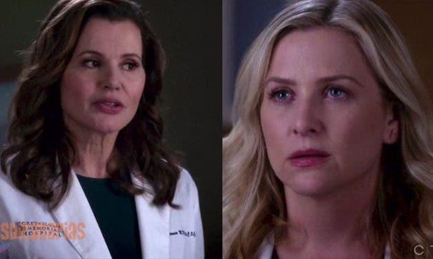 Callie y Arizona: resumen de episodio 11×11 Anatomía de Grey