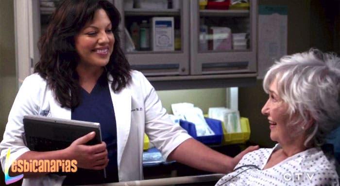 Callie y Arizona: resumen de episodio 11×15 Anatomía de Grey