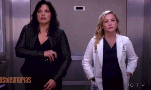 Callie y Arizona: resumen de episodio 11×16 Anatomía de Grey