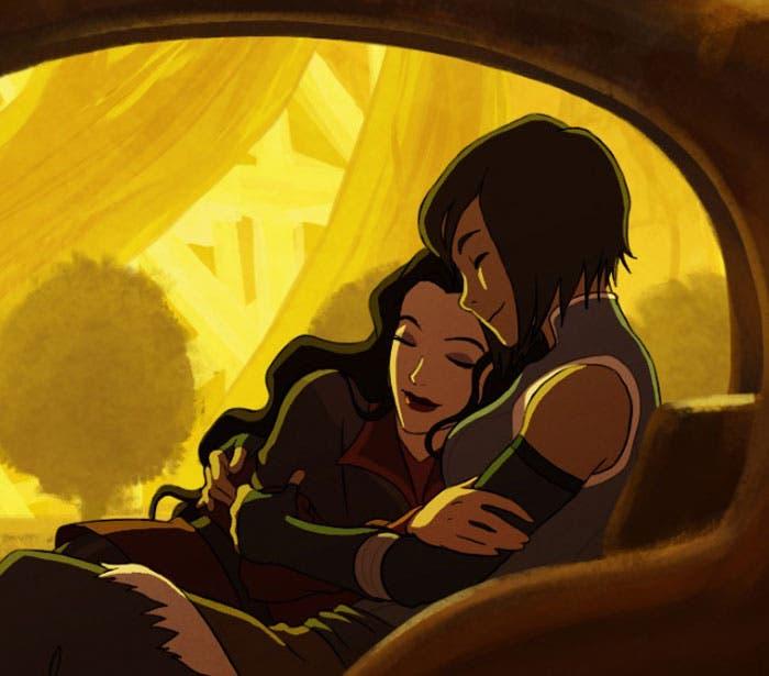 Esta ilustración de Korrasami ayudará a impedir el suicidio en la comunidad LGBT