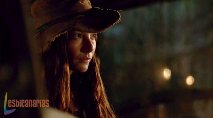 Anne Bonny en Black Sails